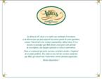 Speisekarte des Walt's