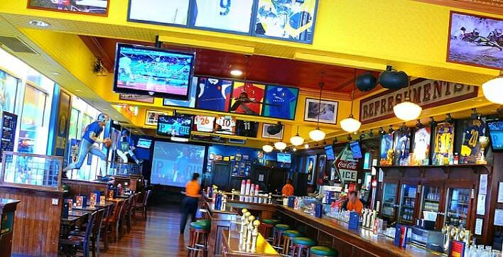 Sports Bar im Disney Village