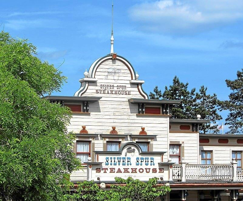 Die Restaurants im Frontierland im Disneyland Park