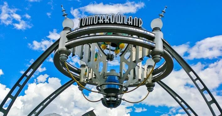 Tomorrowland - die Zukunft wie sie nie war im Magic Kingdom