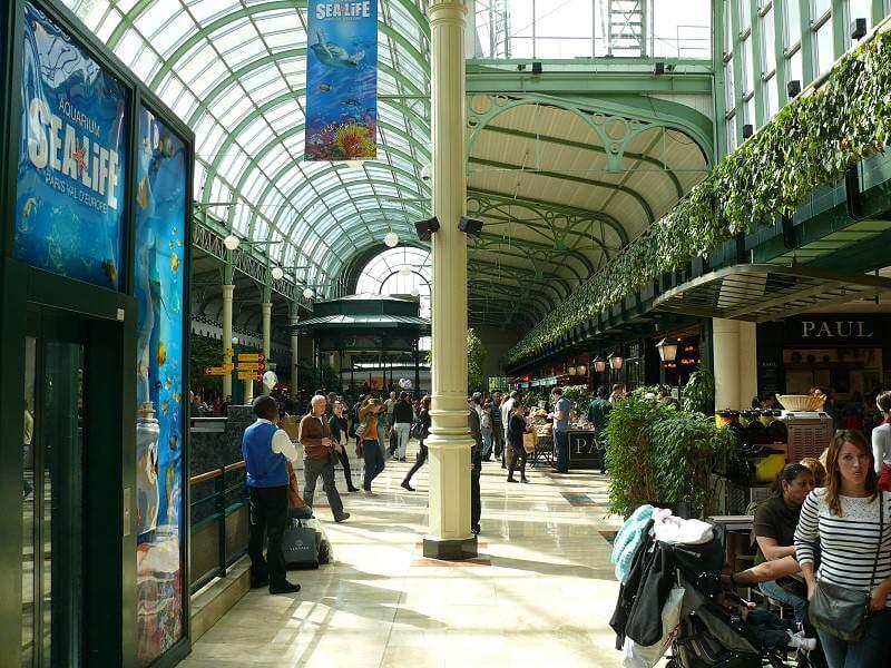 Val D Europe Shopping Centre Restaurants