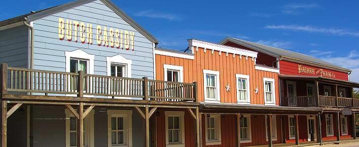 Westernstadt Disney's Hotel Cheyenne