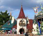 Zauberhafte Stimmung im Fantasyland